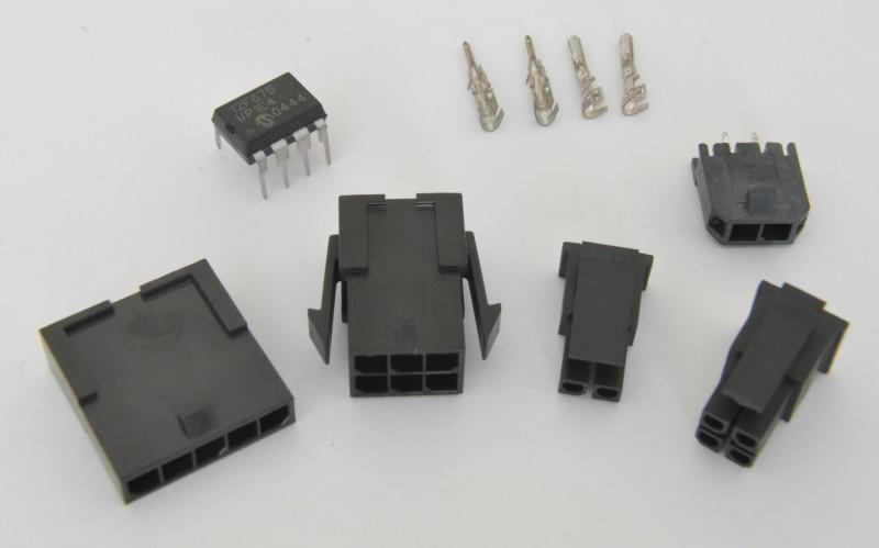 Molex Micro-Fit connectors