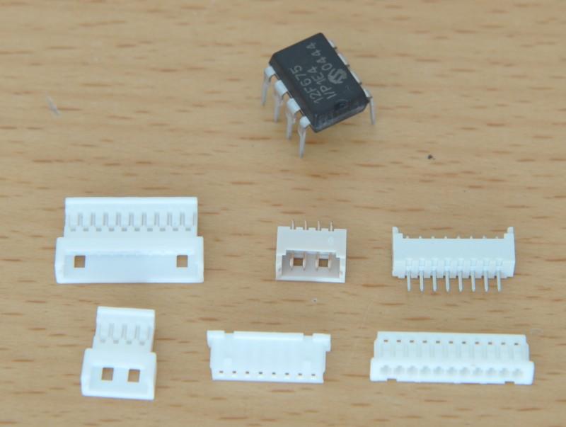 Molex Picoblade connectors