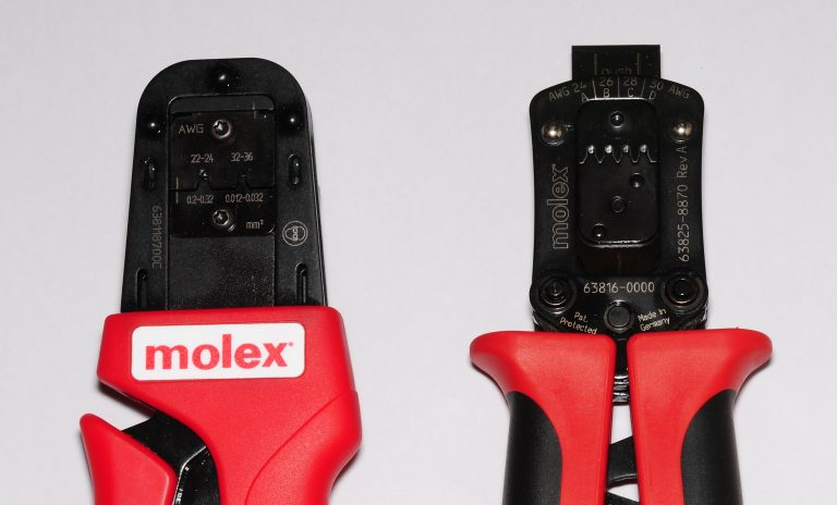 Molex SL crimp tools