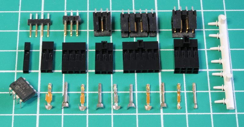 Amphenol/FCI/DuPont Mini-PV Connectors