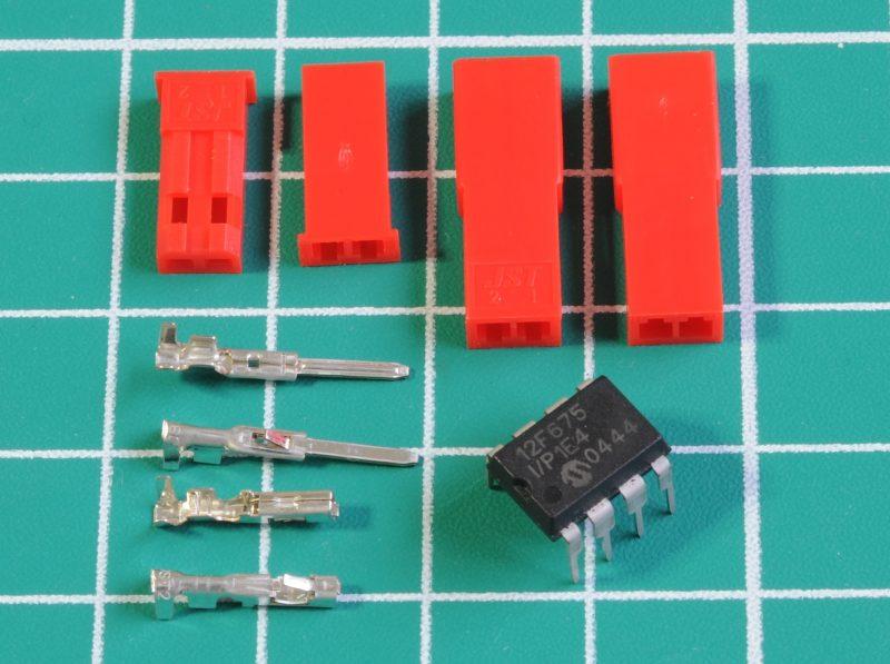 JST RCY Connectors