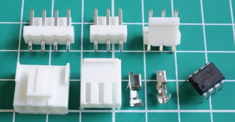 JST VH Connectors